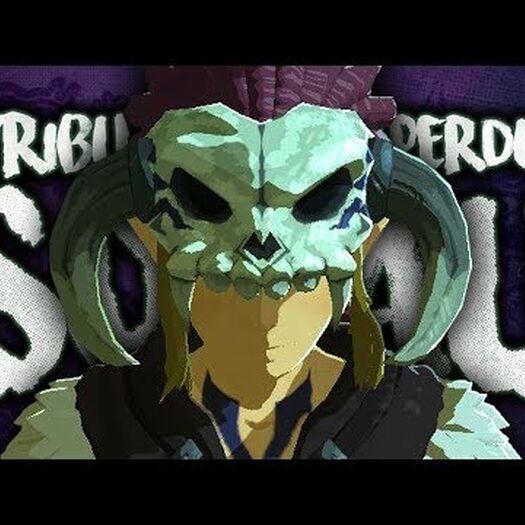 Le plus grand Mystère d'Hyrule : la tribu perdue Sonau