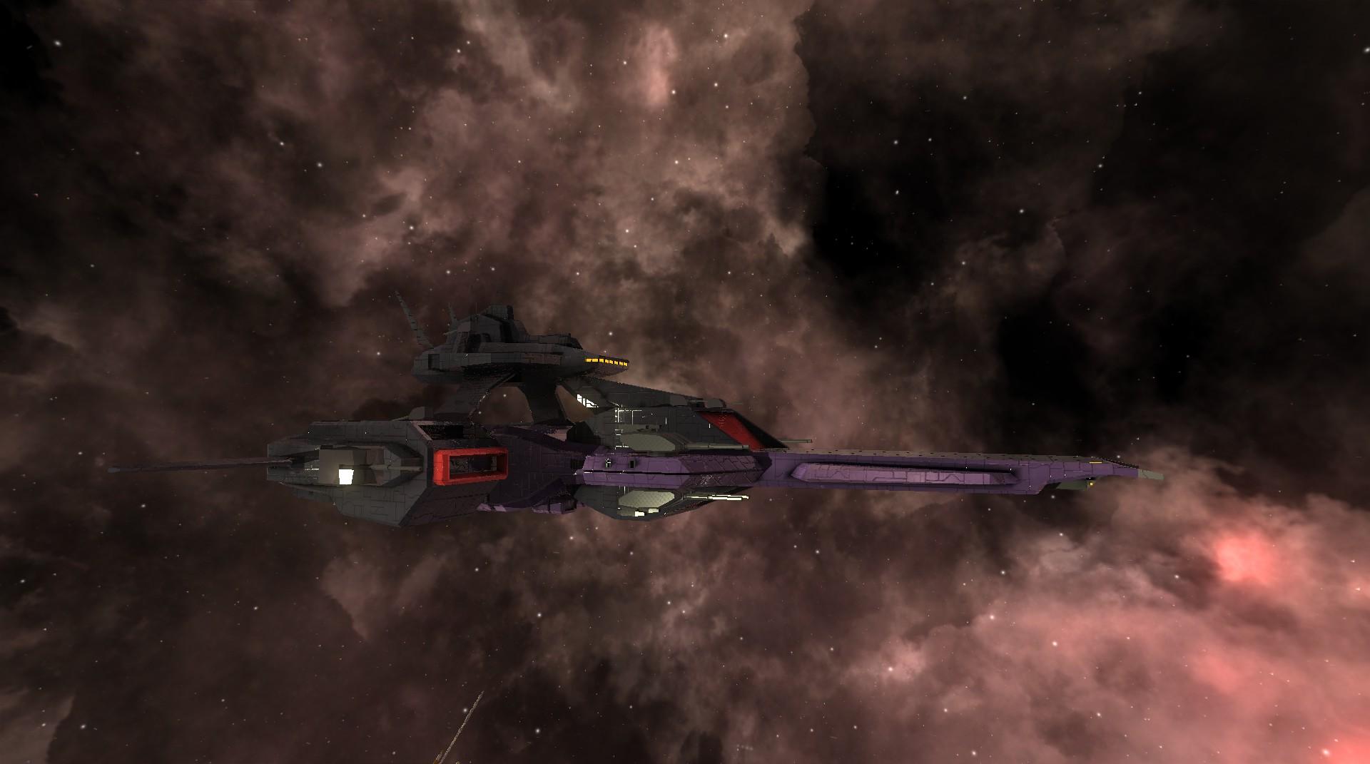 Ships built in Avorion
