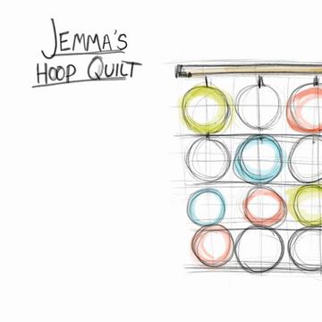 Hoop Quilt