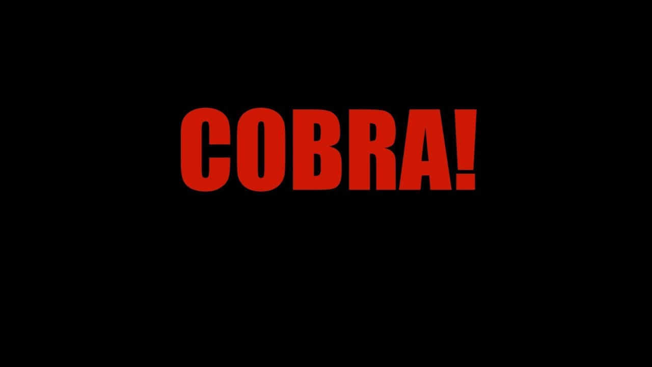 "COBRA! Episode 1 - ""Movie Night"""