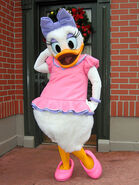 Daisy Duck Suit