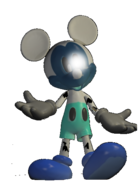 Withered PN Mickey