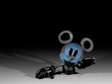Azul Mickey