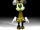 Gold Minnie