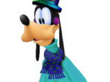 Goofy the Talented Comedian