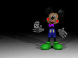 Mich The Showtime Mouse