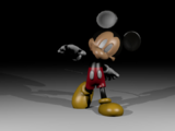 Blank Mickey