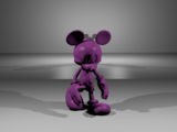 Unfinished mouse