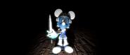 Knight Photo-Negative Mickey Promo