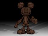 Spruce Tree Mickey