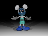 Forgotten Mickey Mouse