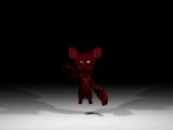 Menschliche Maus