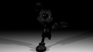 Broken spirit suicide mouse in extras