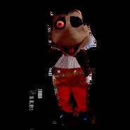 Decimated Mickey Realistic