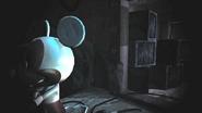 Blood Mouse Costume Staff Area