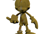 Cheese Mouse/Cheese Mickey