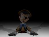 Abandoned Pinocchio