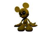Golden Mickey