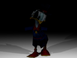 Abandoned Scrooge McDuck