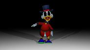 Shade Scrooge McDuck no blood