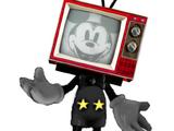 Mickey the Monochrome