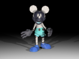 Photo Negative Epic Mickey