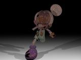 Putrid Photo-Negative Mickey