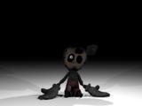 Lamented Face