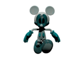 Ice-Negative Mickey