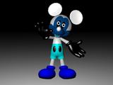 Triggered Negative Mickey