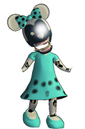 Withered PN Minnie