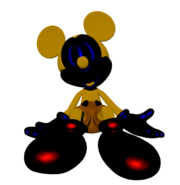 The New Yellow Mouse