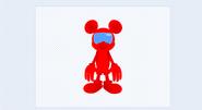 Model of SUS Mickey