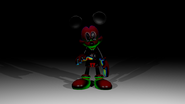 Outdated The Glitched Mouse Promo