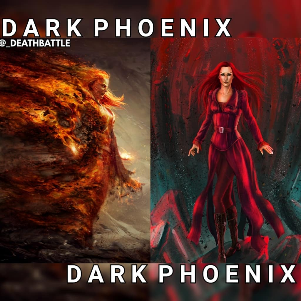 "@_deathbattle on Instagram: ""#darkphoenix (2019) vs #phoenix (2006) ➖➖➖➖➖➖➖➖ Location: Boston's Freedom trail Prep: None Feats: Fox versions Distance: 20 yards Both in…"""
