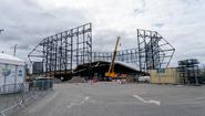 ABBA Arena Construction