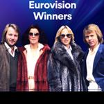 ABBA eurovision winners