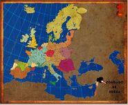 Mapa Edesa