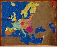 Mapa Connaught