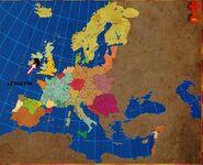 Mapa-Leinster