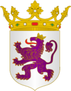 Escudo del Reino de León pequeño