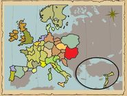 Hungria map