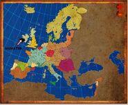 Mapa Munster