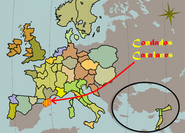 Mapa Condados Catalanes
