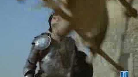 El Quijote - Molinos de Viento