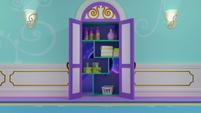 101a - Closet shelves moving