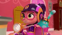 "101b - Abby ""Paper doll Fuzzlies!"""