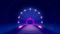 101a - Passageway lighting up