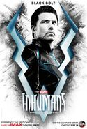 Inhumans Black Bolt