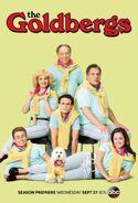 The Goldbergs season 5 poster